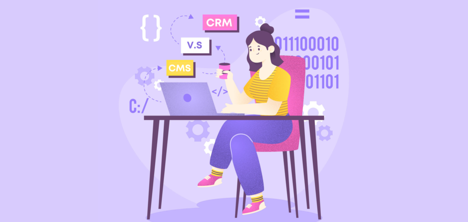 CRM vs. CMS: How to Use Both for Your Online Business